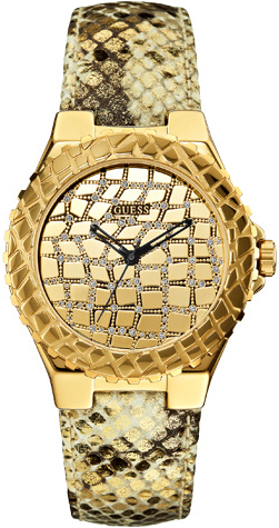 Часы Guess Croco Glam (Ref. W0227L2)