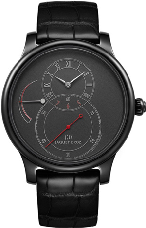Часы Jaquet Droz Legend Geneva Grande Seconde Power Reserve Ceramic (Ref. J027035240)