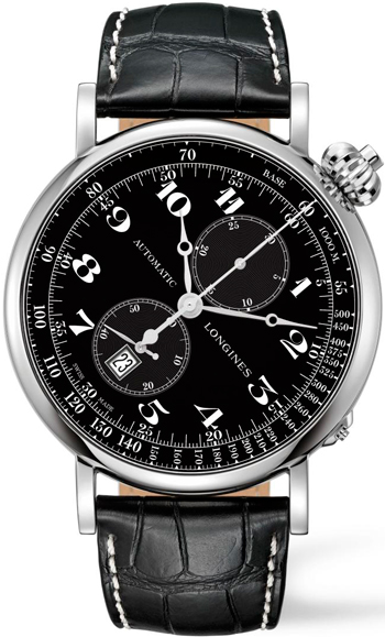 часы Avigation Mono-Pusher Chronograph Type A-7