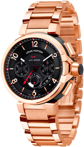 ���� Louis Vuitton Tambour eVolution GMT Chronograph