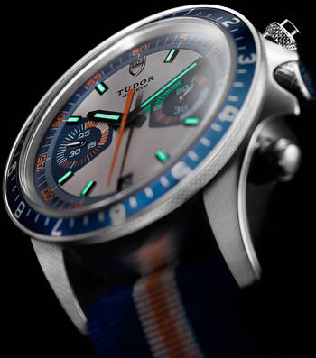 Часы Heritage Chrono Blue от Tudor