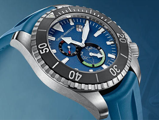 часы Sea Hawk Pro 1000M Big Blue