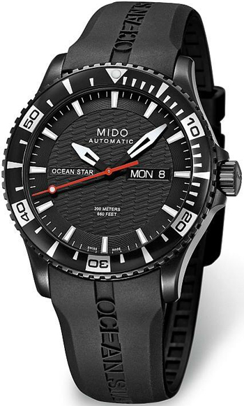 часы Ocean Star Captain IV DIver