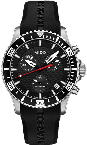 часы Ocean Star Captain IV Chrono