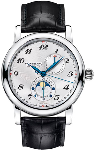 Часы Montblanc Star Twin Moonphase (Ref. 110642)