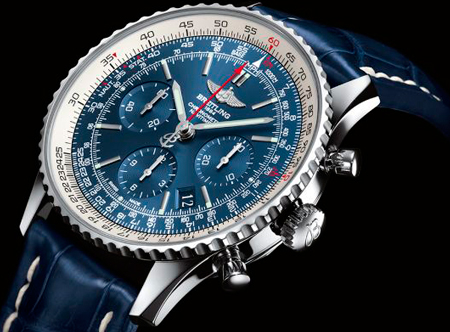 часы Navitimer Blue Sky Limited Edition 60th anniversary