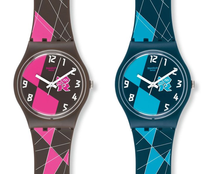 новые часы Swatch Olympic Games