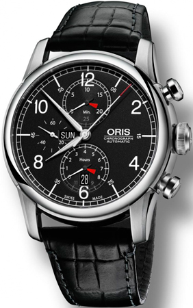 Часы Oris RAID 2013 Chronograph Limited Edition