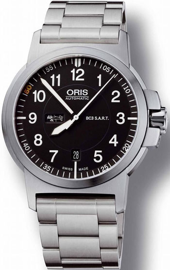 часы BC3 Air Racing Silver Lake (Ref. 01 735 7641 4184-Set)