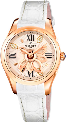 Часы Perrelet Diamond Flower Gold (Ref. A3032/1)