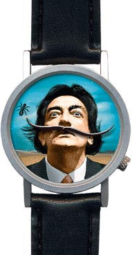 часы The Unemployed Philosophers Guild Dali