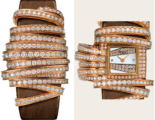 Часы Piaget Limelight Ribbon Motif