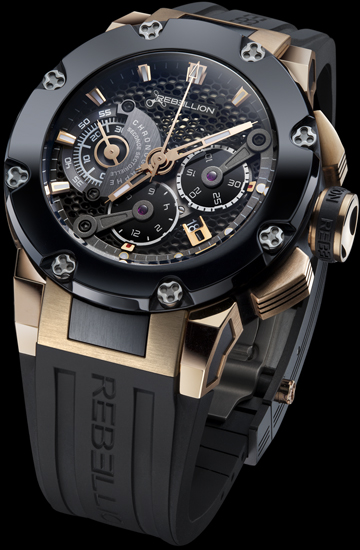 часы Predator Chronograph Sectorial Second
