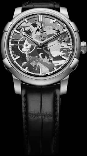 Часы Romain Jerome 1969 Heavy Metal Grey Silicium (Ref. RJ.M.AU.020.05)