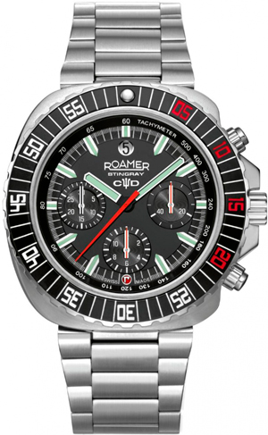 Часы Stingray Chrono Diver от Roamer
