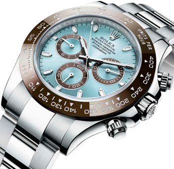 ���� Oyster Perpetual Cosmograph Daytona Platinum (Ref. 116506) �� Rolex