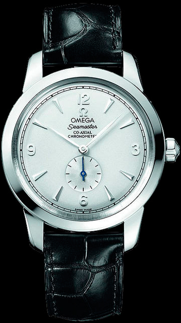 "часы Omega Seamaster 1948 ""Co-Axial London 2012"""