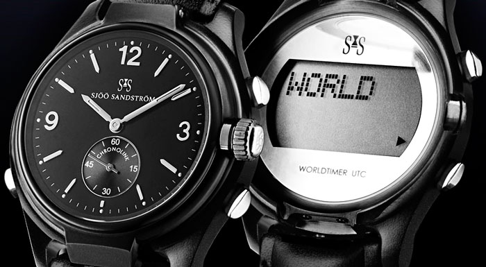 часы CHRONOLINK WORLDTIMER UTC