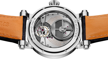 ������ ������� ����� Speake-Marin Magister Tourbillon