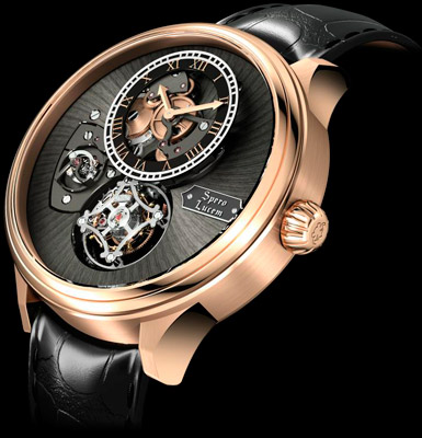 часы La Clemence Minute Repeater Flying Tourbillon от Spero Lucem