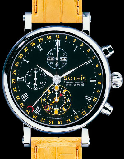 часы Sothis Chronograph Spirit of Moon