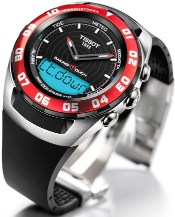 ���� Tissot Sailing Touch Gent