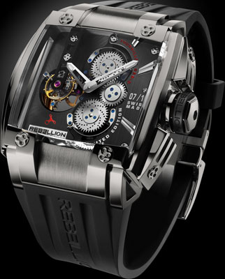 часы REB-5 Tourbillon