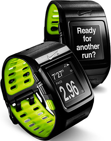 Часы-робот Nike+ Sport Watch GPS Powered