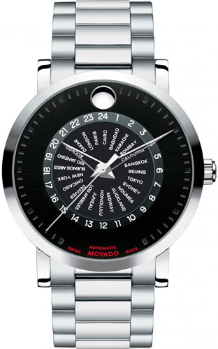 Часы Red Label Automatic GMT от Movado