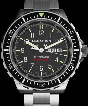 часы Bilingual DIVER (Ref. WW194021) от Marathon