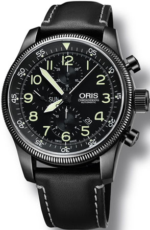 Часы Big Crown Timer Chronograph от Oris
