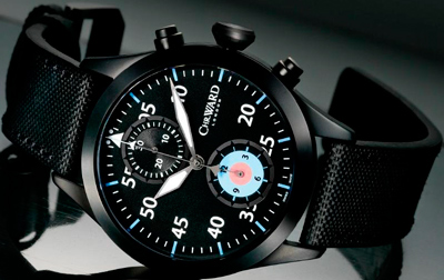 Часы C1000 Typhoon FGR4 от Christopher Ward