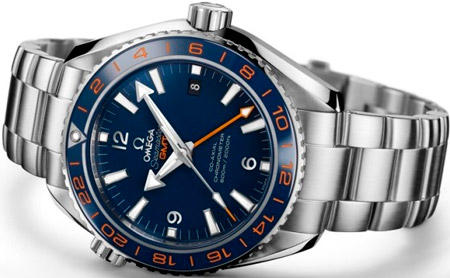 ���� Seamaster Planet Ocean GMT 600M �� Omega