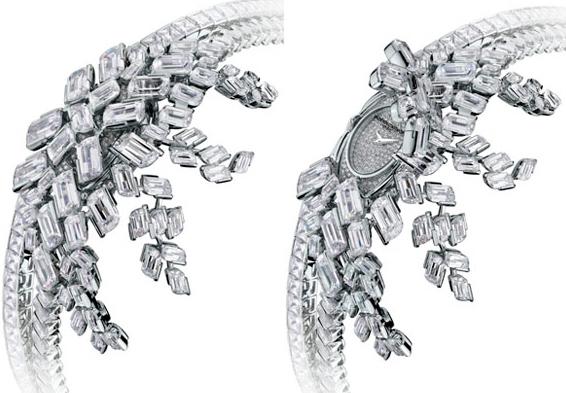 Часы Vacheron Constantin Lady Kalla Haute Couture à Pampilles Watch