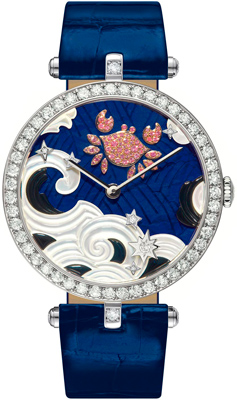 Часы Van Cleef & Arpels Lady Arpels Zodiac Cancer