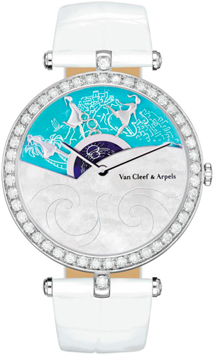 ������� ������ Lady Arpels: A Journey to Monaco �� Van Cleef & Arpels ��� �������� Only Watch 2013