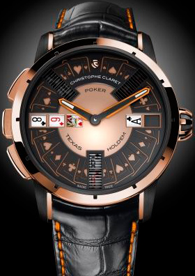 Часы Christophe Claret Poker
