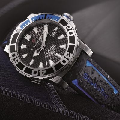Часы Patravi ScubaTec от Carl F. Bucherer