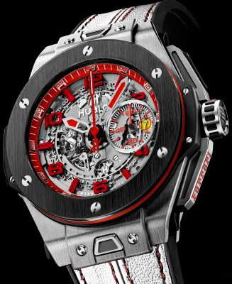 Часы Hublot Big Bang Ferrari UK Limited Edition