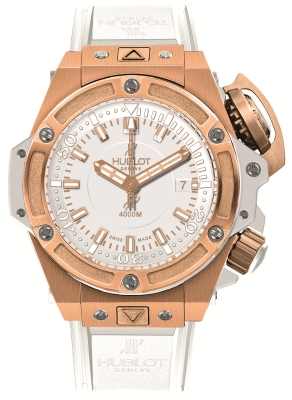 часы Hublot Oceanographic 4000 King Gold