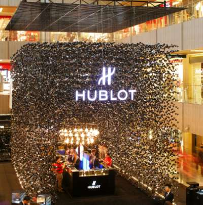 ����� pop-up-����� Hublot �� 10 ����