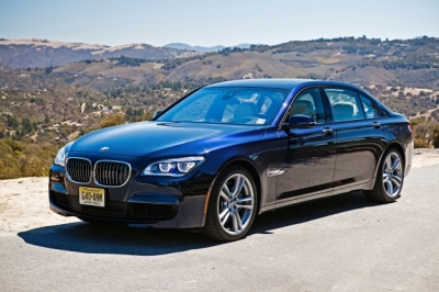BMW 760 Li V12 25 Years Edition