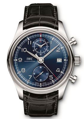 Portuguese Chronograph Classic Edition «Laureus Sport for Good Foundation» от IWC