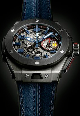 Часы Hublot Big Bang Ferrari Texas