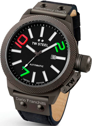 Часы CEO Canteen Automatic Dario Franchitti от TW Steel