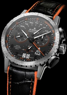 Часы Chronodakar II Limited Edition от Edox
