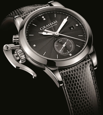 Часы Chronofighter 1695 Romantic от Graham