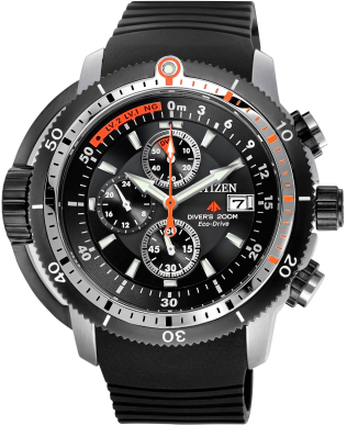Часы Promaster Depth Meter Chrono от Citizen