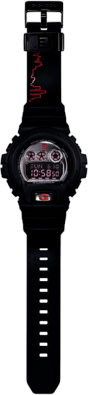 Часы G-Shock x Eminem Limited Edition 30th Anniversary GDX6900MNM-1