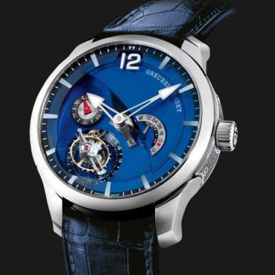 часы Greubel Forsey Tourbillon 24 Secondes Contemporain